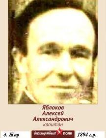 Яблоков Алексей Александрович