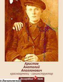 Аристов Анатолий Аполлонович