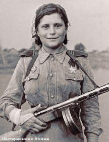 Мякишева (Глухова) Лидия Михайловна