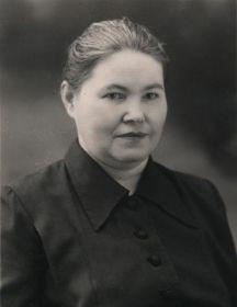 Бояринцева (Кочеткова) Евдокия Владимировна