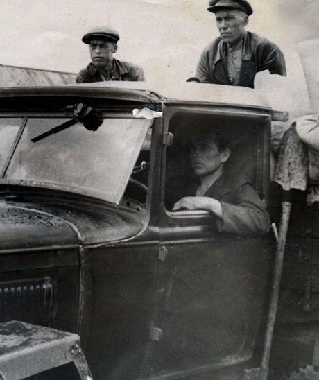 Прокопьевский р-н в годы войны