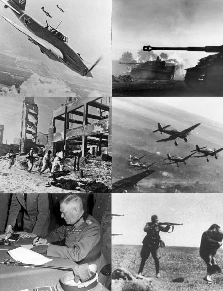 Набережные Челны в годы войны