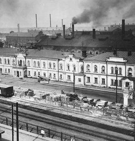 Пермь в годы войны