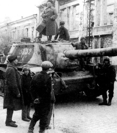Симферополь в годы войны