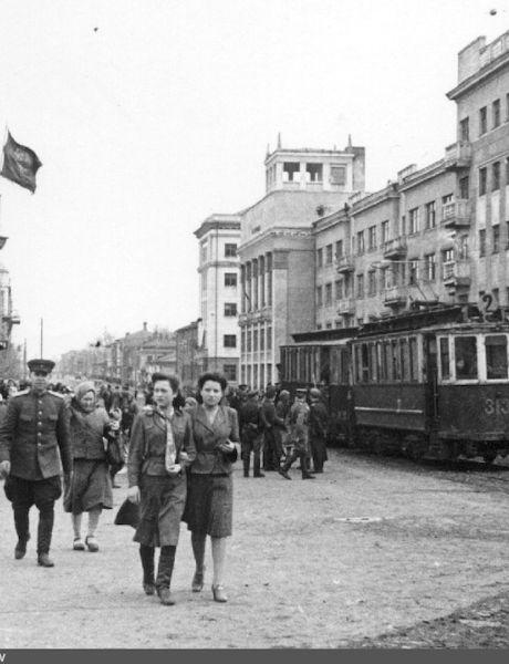 Уфа в годы войны