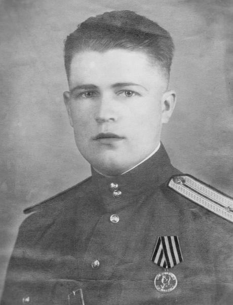 Бухряков Сергей Антонович