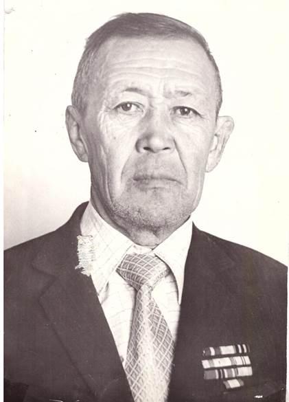 Садаев Гомбо Батуевич
