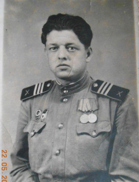 Аношкин Федор Иванович