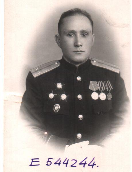 Строев Роман Иннокентьевич