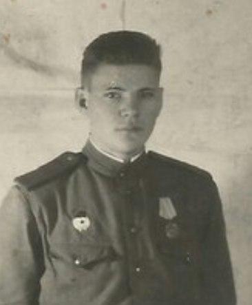 Кузьмин Пётр Васильевич