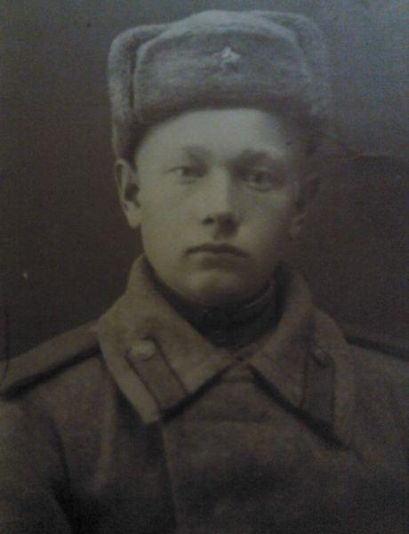 Леонтьев Михаил