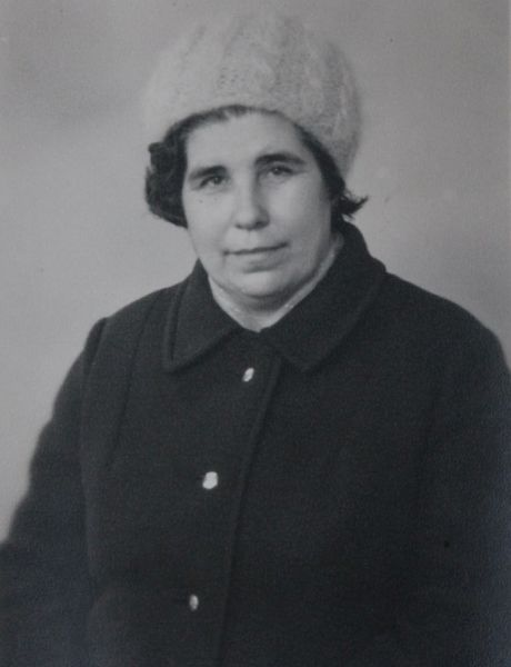 Гаврилова Анна Ивановна.