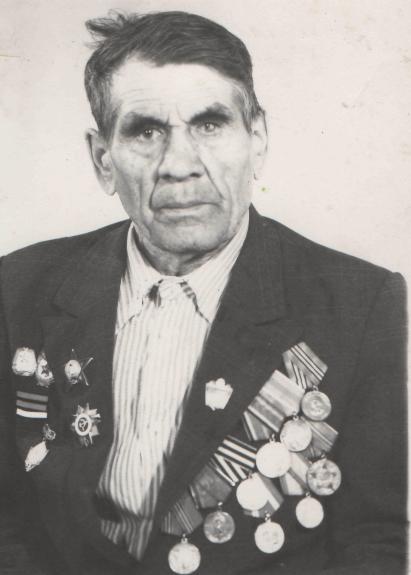 Кустов Николай Семенович