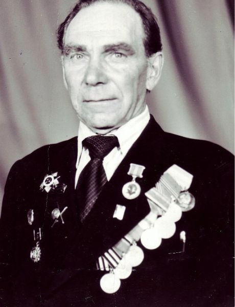 Петянин Николай Васильевич