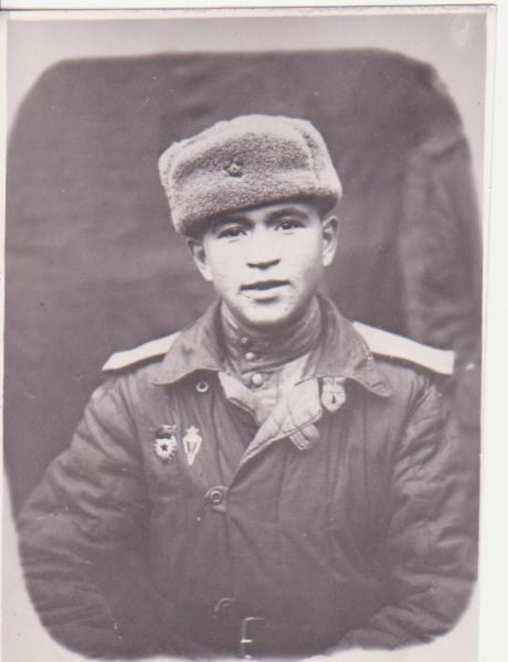 Безгодов Григорий Георгиевич