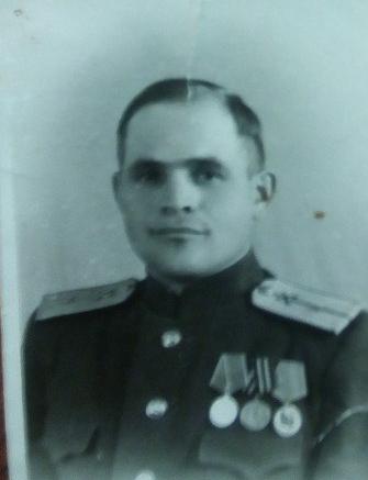 Табашецкий Николай Федорович