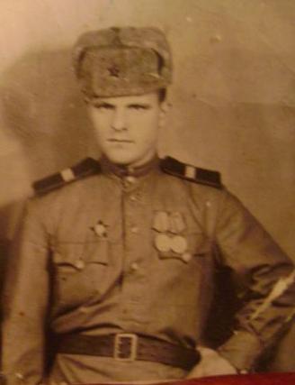 Михайловский Тимофей Кириллович