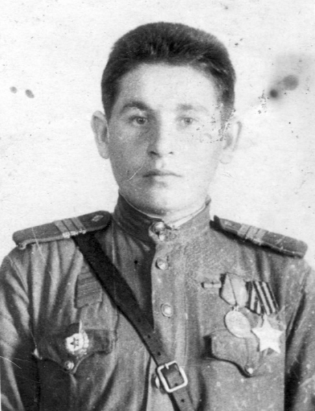 Шакшампаев Или Шакшампов Петр