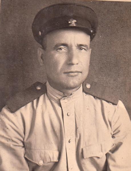 Миронов Василий Африканович