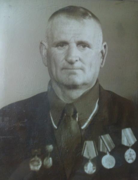 Чебан Мифодий Кириллович