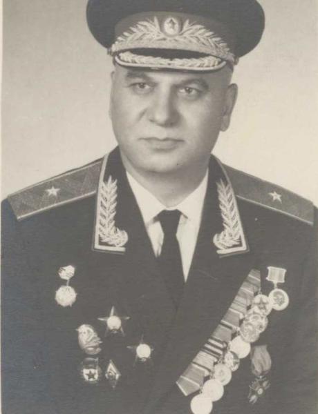 Замтарадзе Акакий Иоакимович