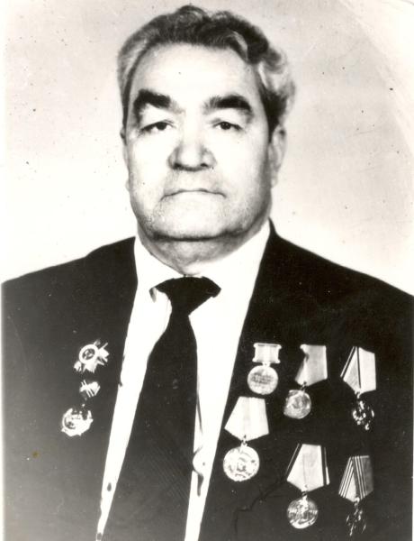 Атаев Иламан Атаевич