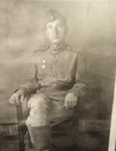 Фадеев Константин Васильевич