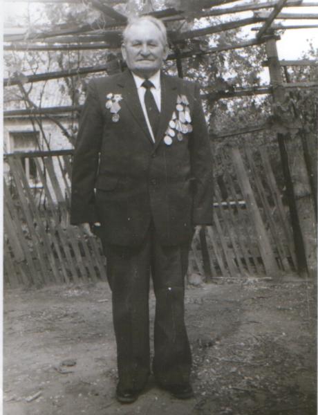 Петрашов Дмитрий Григорьевич
