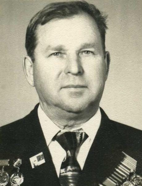 Пчёлин Василий Николаевич