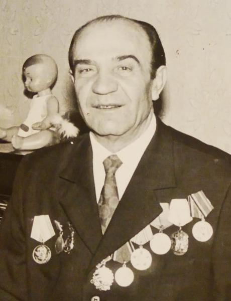 Захаров Александр Васильевич