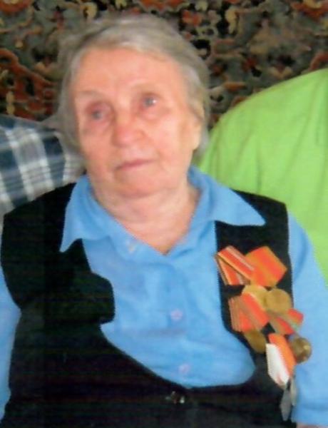 Фетисова Раиса Степановна