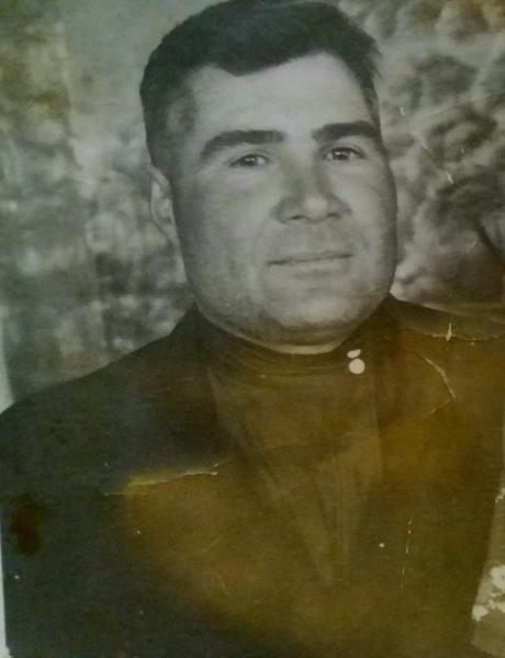 Сулаев Григорий Елисеевич
