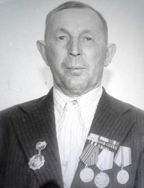 Барашев Василий Иванович
