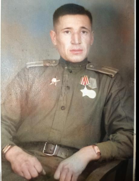 Ягафаров Яхья Мужавирович