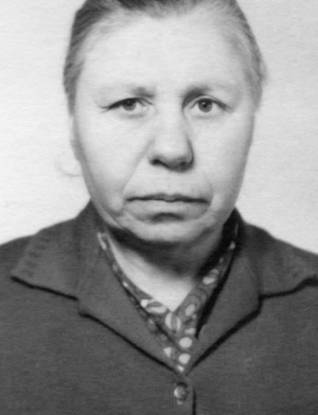 Румянцева Пелагея Васильевна