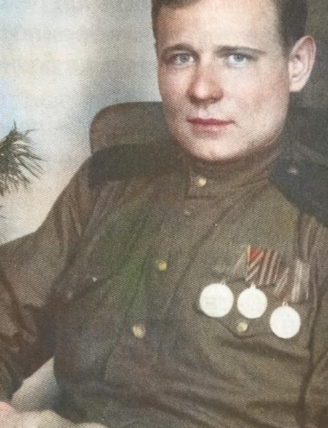 Фертиков Сергей Павлович