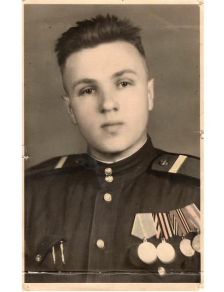 Малахов Василий Ефимович
