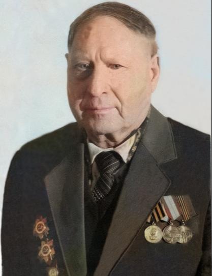 Жарков Василий Иванович