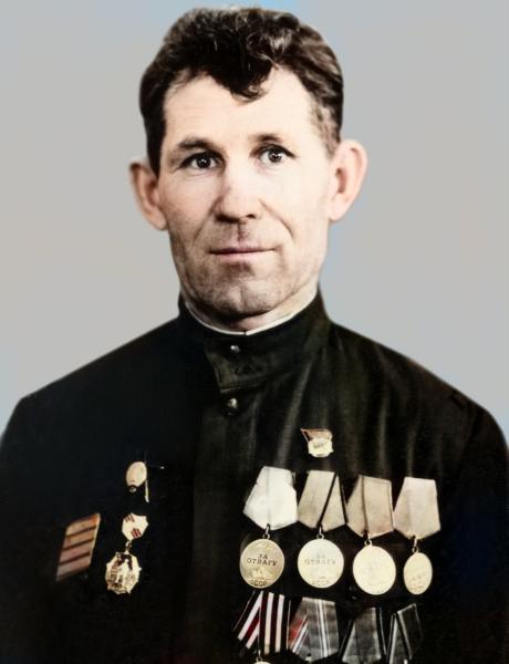 Саломатин Александр Семёнович