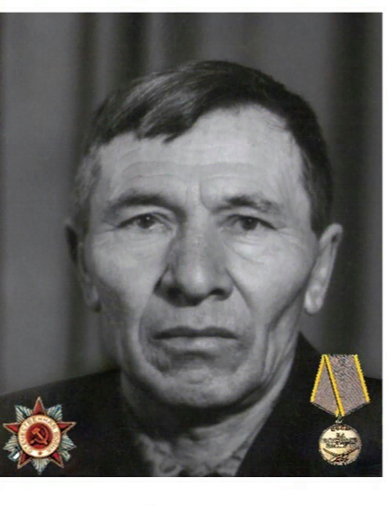 Акулов Никифор Сергеевич