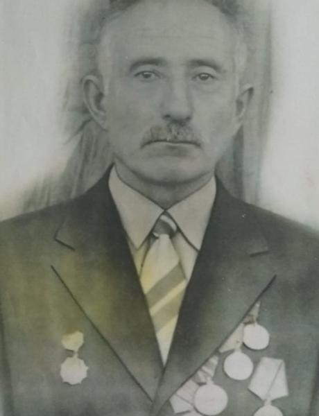 Ферзалиев Тажедин Гидайдинович