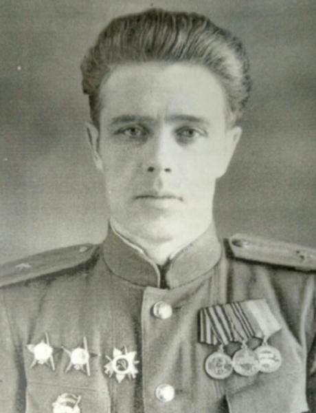 Гаев Потап Минеевич