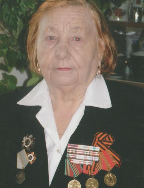 Грязева Евгения Дмитриевна