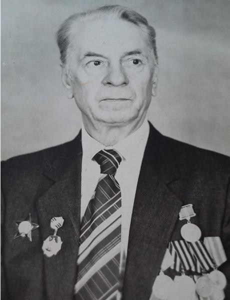 Семёнов Николай Александрович