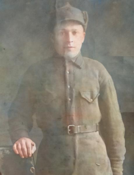 Воронцов Георгий Никифорович