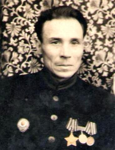Корякин Павел Никитович