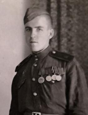 Чернов Борис Иванович