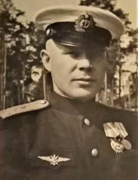 Тощев Михаил Дмитриевич