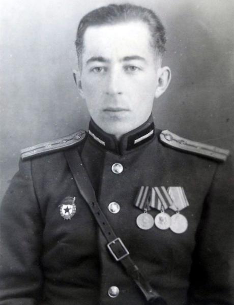 Шехтман Александр Михайлович