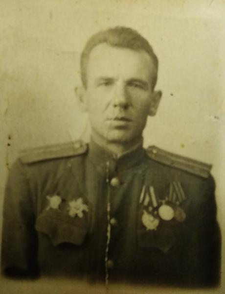 Матвеенко Иван Гаврилович